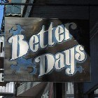 Better Days Pub and Eatery 166 N. Main St. Wellsville, NY 14895