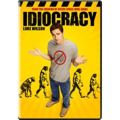 buy Mike Judge's Idiocracy on DVD now!
