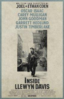 Inside Llewyn Davis – screenplay