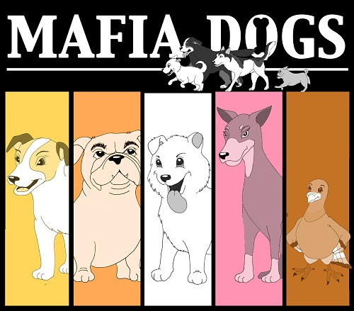 Mafia Dogs by Phil Clarke Jr & Sonja Michele Whittle