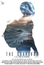 The Survivor – A Tale from the Nearscape by Mark Renshaw : Filmed!